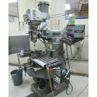 Bridgeport Series 1 Vertical Turret Milling Machine