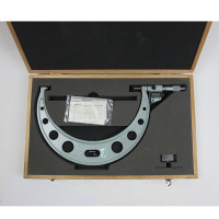 "MITUTOYO MIII8 Digit Outside Micrometer, 10-11"", .001 mm with case"