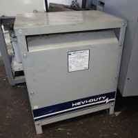 Hummond Power Solutions Transformer - 70 KVA - 600 Hi, 220 Lo