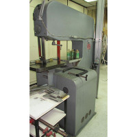 DoAll Vetical Band Saw - 3613-0