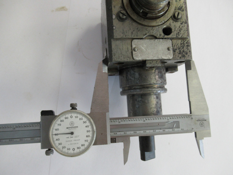 Eppinger D-73770 Radial Tools - 6000 RPM ( 2 Tools ) ( 40.005 MM Shank )