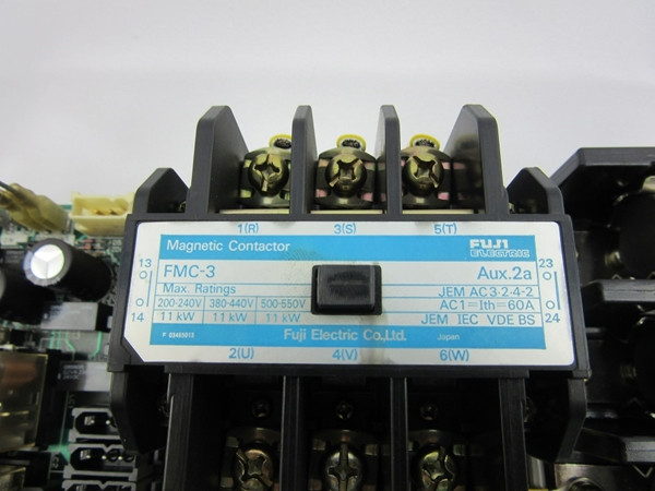 Fanuc A14B-0076-B005 Power Input Unit