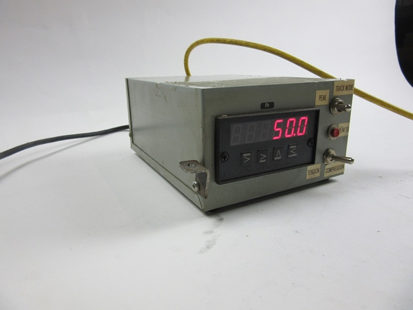 transducer techniques load cell model hsw-3k with digital meter