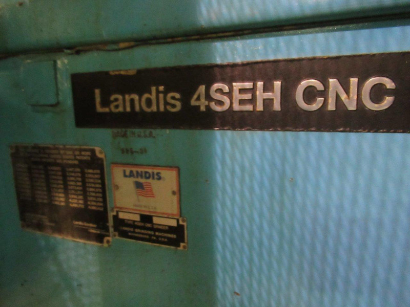 Landis 4-SEH Cylindrical Grinder