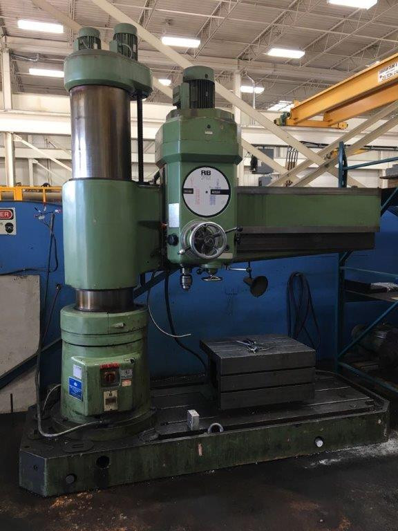 Pobeda RB-70 Radial Drill (106 x 40 x 131)