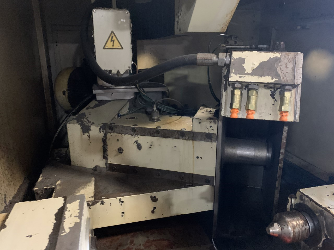 STUDER S60_CNC Cylindrical Grinder (2 Similar Machines Available)